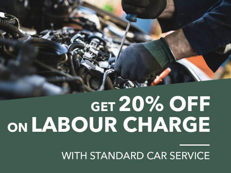 car service offer