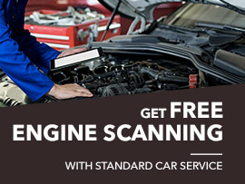 engine scaning offer