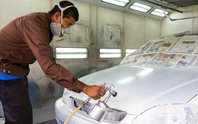 dent paint repair